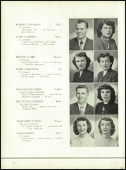 Page 16, 1950 Edition, St Gregory High School - Timber Yearbook (Chicago, IL) online yearbook collection
