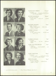 Page 17, 1950 Edition, St Gregory High School - Timber Yearbook (Chicago, IL) online yearbook collection