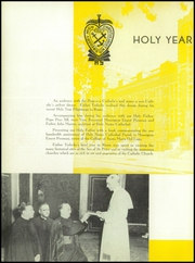 Page 6, 1950 Edition, St Gregory High School - Timber Yearbook (Chicago, IL) online yearbook collection