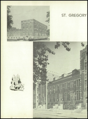 Page 8, 1950 Edition, St Gregory High School - Timber Yearbook (Chicago, IL) online yearbook collection