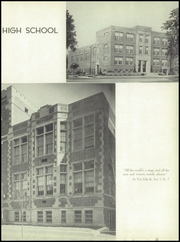 Page 9, 1950 Edition, St Gregory High School - Timber Yearbook (Chicago, IL) online yearbook collection