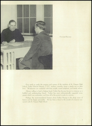 Page 13, 1952 Edition, St Gregory High School - Timber Yearbook (Chicago, IL) online yearbook collection