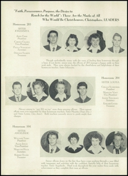 Page 14, 1952 Edition, St Gregory High School - Timber Yearbook (Chicago, IL) online yearbook collection
