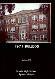 Page 5, 1971 Edition, Sparta Township High School - Yearbook (Sparta, IL) online yearbook collection