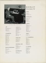 Page 11, 1937 Edition, Manley High School - Memories Yearbook (Chicago, IL) online yearbook collection