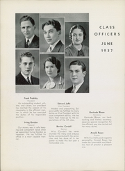 Page 14, 1937 Edition, Manley High School - Memories Yearbook (Chicago, IL) online yearbook collection