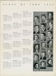 Page 15, 1937 Edition, Manley High School - Memories Yearbook (Chicago, IL) online yearbook collection