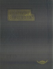 1939 Edition, Manley High School - Memories Yearbook (Chicago, IL)