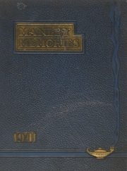 1941 Edition, Manley High School - Memories Yearbook (Chicago, IL)
