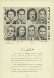 Page 11, 1944 Edition, Anna Jonesboro High School - Wildcat Lair Yearbook (Anna, IL) online yearbook collection