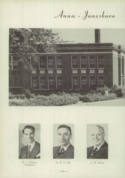 Page 12, 1944 Edition, Anna Jonesboro High School - Wildcat Lair Yearbook (Anna, IL) online yearbook collection
