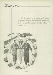 Page 6, 1944 Edition, Anna Jonesboro High School - Wildcat Lair Yearbook (Anna, IL) online yearbook collection