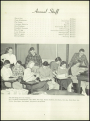 Page 8, 1954 Edition, Anna Jonesboro High School - Wildcat Lair Yearbook (Anna, IL) online yearbook collection