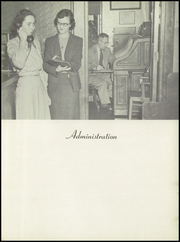 Page 9, 1954 Edition, Anna Jonesboro High School - Wildcat Lair Yearbook (Anna, IL) online yearbook collection