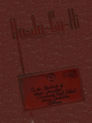 1955 Edition, Anna Jonesboro High School - Wildcat Lair Yearbook (Anna, IL)