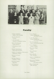 Page 12, 1936 Edition, Oregon High School - Little Blackhawk Yearbook (Oregon, IL) online yearbook collection