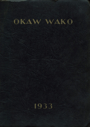 Page 1, 1933 Edition, Shelbyville High School - Okawwako Yearbook (Shelbyville, IL) online yearbook collection