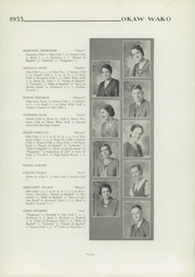 Page 15, 1933 Edition, Shelbyville High School - Okawwako Yearbook (Shelbyville, IL) online yearbook collection