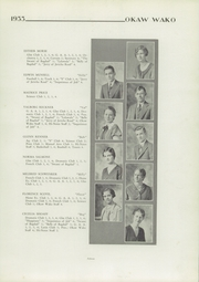 Page 17, 1933 Edition, Shelbyville High School - Okawwako Yearbook (Shelbyville, IL) online yearbook collection