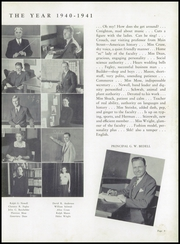 Page 13, 1941 Edition, Shelbyville High School - Okawwako Yearbook (Shelbyville, IL) online yearbook collection