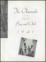 Page 7, 1941 Edition, Shelbyville High School - Okawwako Yearbook (Shelbyville, IL) online yearbook collection