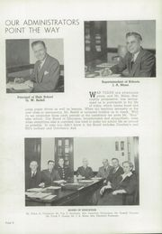 Page 10, 1944 Edition, Shelbyville High School - Okawwako Yearbook (Shelbyville, IL) online yearbook collection