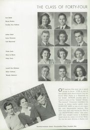 Page 12, 1944 Edition, Shelbyville High School - Okawwako Yearbook (Shelbyville, IL) online yearbook collection
