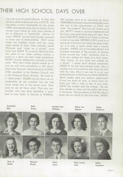 Page 13, 1944 Edition, Shelbyville High School - Okawwako Yearbook (Shelbyville, IL) online yearbook collection