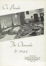 Page 5, 1944 Edition, Shelbyville High School - Okawwako Yearbook (Shelbyville, IL) online yearbook collection