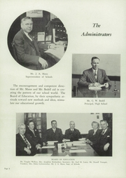 Page 12, 1945 Edition, Shelbyville High School - Okawwako Yearbook (Shelbyville, IL) online yearbook collection