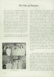 Page 16, 1945 Edition, Shelbyville High School - Okawwako Yearbook (Shelbyville, IL) online yearbook collection