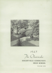 Page 5, 1945 Edition, Shelbyville High School - Okawwako Yearbook (Shelbyville, IL) online yearbook collection