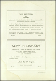 Page 108, 1922 Edition, Newton Community High School - Nu Kom I Yearbook (Newton, IL) online yearbook collection