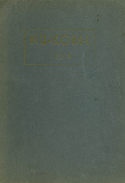 Page 1, 1923 Edition, Newton Community High School - Nu Kom I Yearbook (Newton, IL) online yearbook collection