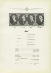 Page 11, 1923 Edition, Newton Community High School - Nu Kom I Yearbook (Newton, IL) online yearbook collection