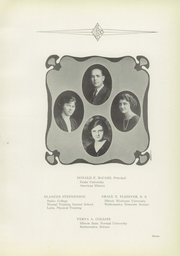 Page 15, 1923 Edition, Newton Community High School - Nu Kom I Yearbook (Newton, IL) online yearbook collection