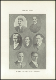 Page 13, 1916 Edition, Monticello High School - Memories Yearbook (Monticello, IL) online yearbook collection