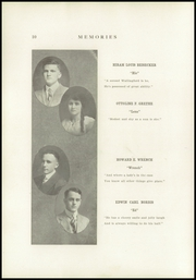 Page 16, 1916 Edition, Monticello High School - Memories Yearbook (Monticello, IL) online yearbook collection