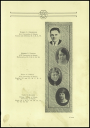 Page 15, 1926 Edition, Monticello High School - Memories Yearbook (Monticello, IL) online yearbook collection