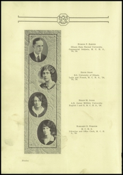 Page 16, 1926 Edition, Monticello High School - Memories Yearbook (Monticello, IL) online yearbook collection