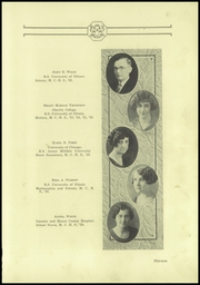 Page 17, 1926 Edition, Monticello High School - Memories Yearbook (Monticello, IL) online yearbook collection