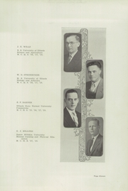 Page 15, 1928 Edition, Monticello High School - Memories Yearbook (Monticello, IL) online yearbook collection