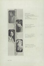 Page 16, 1928 Edition, Monticello High School - Memories Yearbook (Monticello, IL) online yearbook collection