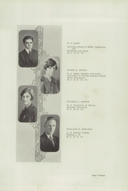 Page 17, 1928 Edition, Monticello High School - Memories Yearbook (Monticello, IL) online yearbook collection