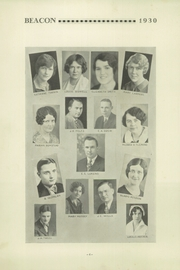 Page 10, 1930 Edition, Monticello High School - Memories Yearbook (Monticello, IL) online yearbook collection