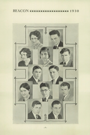 Page 16, 1930 Edition, Monticello High School - Memories Yearbook (Monticello, IL) online yearbook collection
