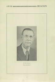 Page 9, 1930 Edition, Monticello High School - Memories Yearbook (Monticello, IL) online yearbook collection