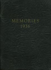 Page 1, 1936 Edition, Monticello High School - Memories Yearbook (Monticello, IL) online yearbook collection