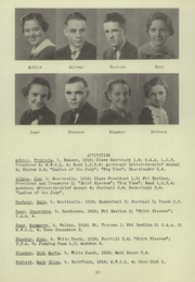 Page 12, 1936 Edition, Monticello High School - Memories Yearbook (Monticello, IL) online yearbook collection