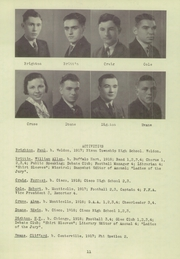 Page 13, 1936 Edition, Monticello High School - Memories Yearbook (Monticello, IL) online yearbook collection